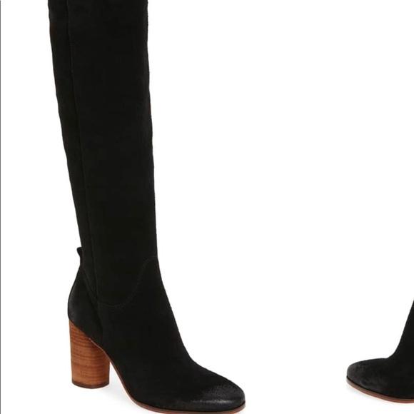 390ebba2c88157 Sam Edelman Camellia Tall Suede Boot sz 10. M 5b3ab9fd534ef9a8b10f4e4f